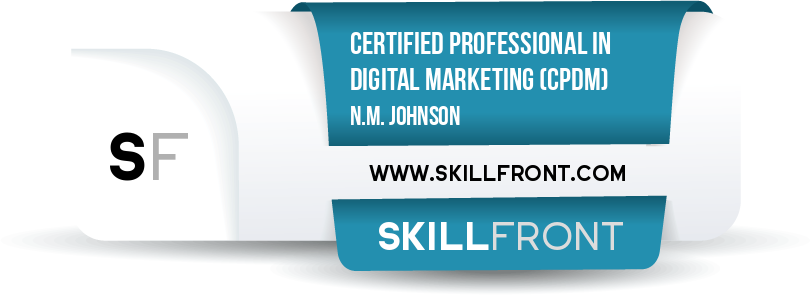 Certified Professional In Digital Marketing™ (CPDM™)