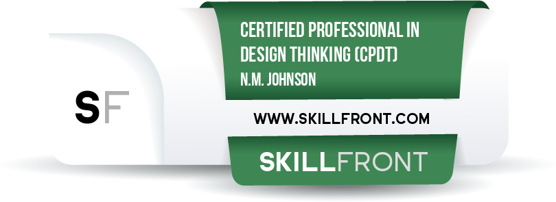 Certified Professional In Design Thinking™ (CPDT™)