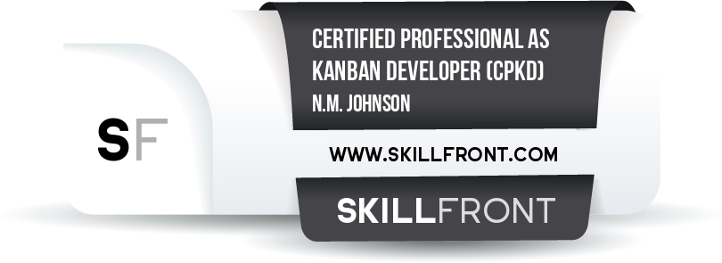 Certified Professional As Kanban Developer™ (CPKD™)