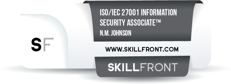 ISO/IEC 27001 Information Security Associate™