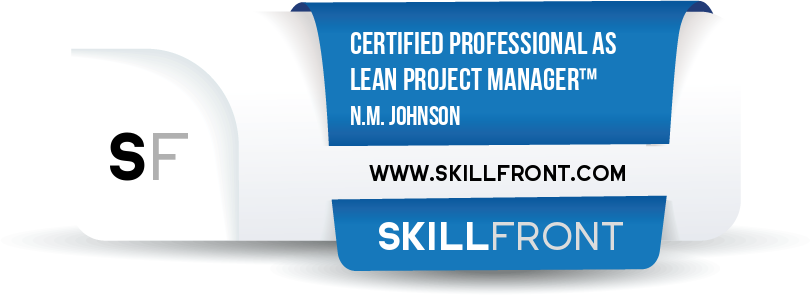 Certified Professional As Lean Project Manager™ (CPLPM™)