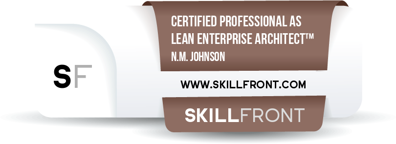 Certified Professional As Lean Enterprise Architect™ (CPLEA™)