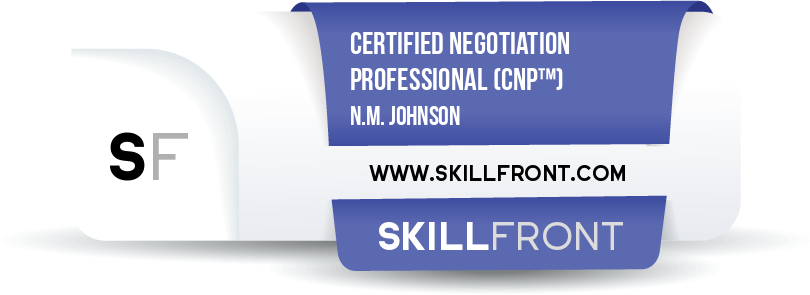 Certified Negotiation Professional (CNP™)