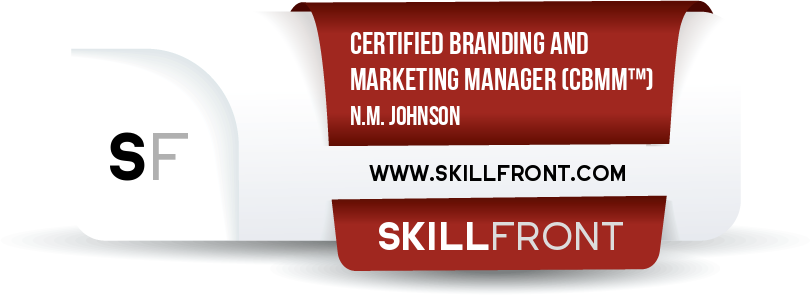 Certified Branding And Marketing Manager™ (CBMM™)