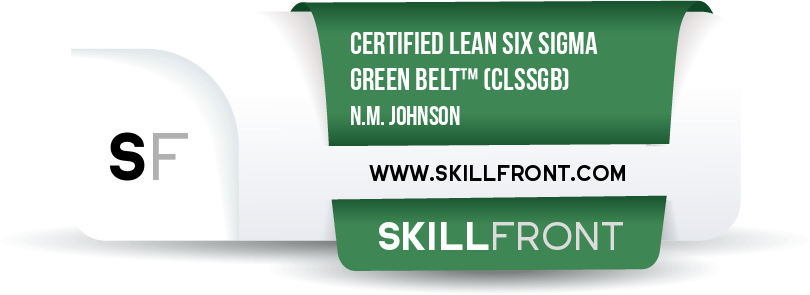 Certified Lean Six Sigma Green Belt™ (CLSSGB™)