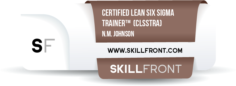 Certified Lean Six Sigma Trainer™ (CLSSTRA™)