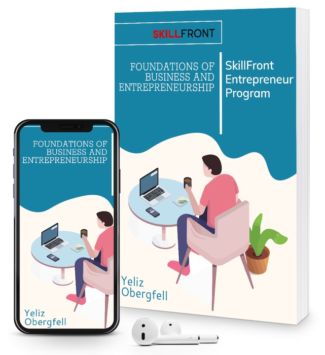 SkillFront Entrepreneur Program™: Foundations Of Business And Entrepreneurship™ EBook and Audiobook
