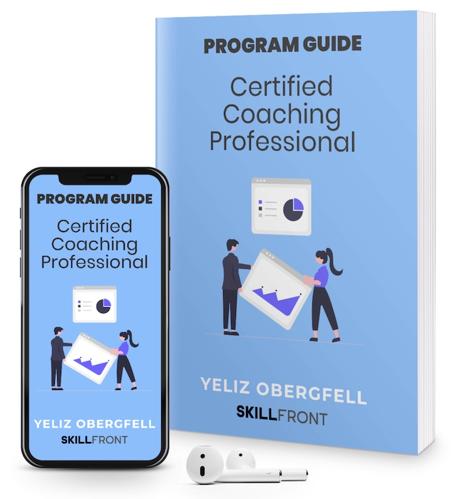 SkillFront Certified Coaching Professional™ (CCP™) Certification E-Book and Audiobook