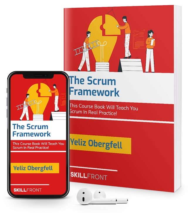 SkillFront Certified Professional As Scaled Scrum Expert™ (CPSSE™) Certification E-Book and Audiobook