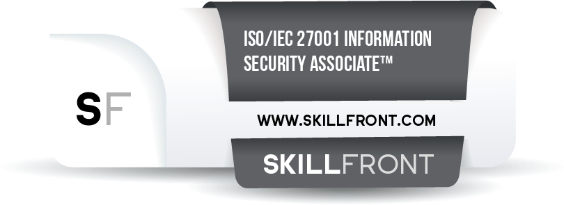 ISO/IEC 27001 Information Security Associate™ Badge