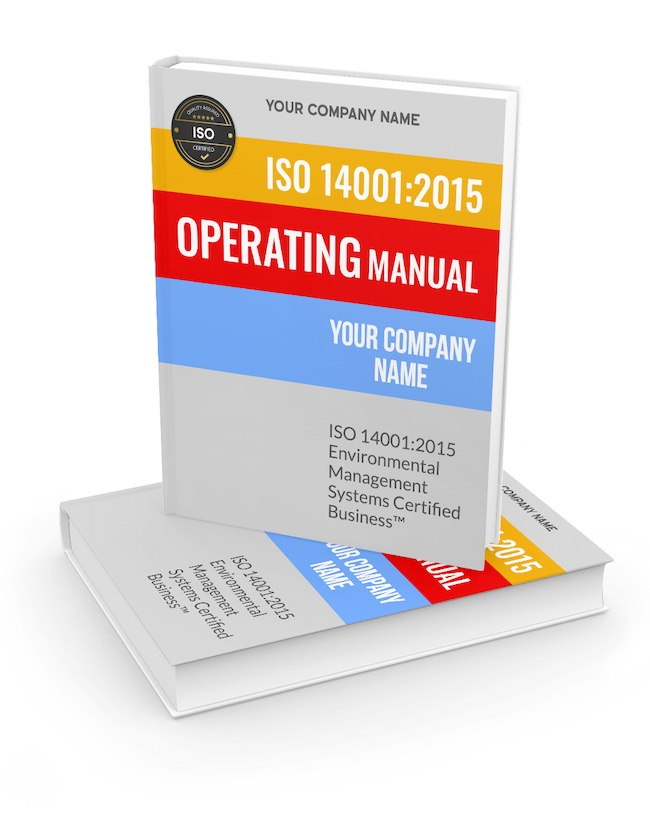 SkillFront ISO 14001:2015 Operating Manual