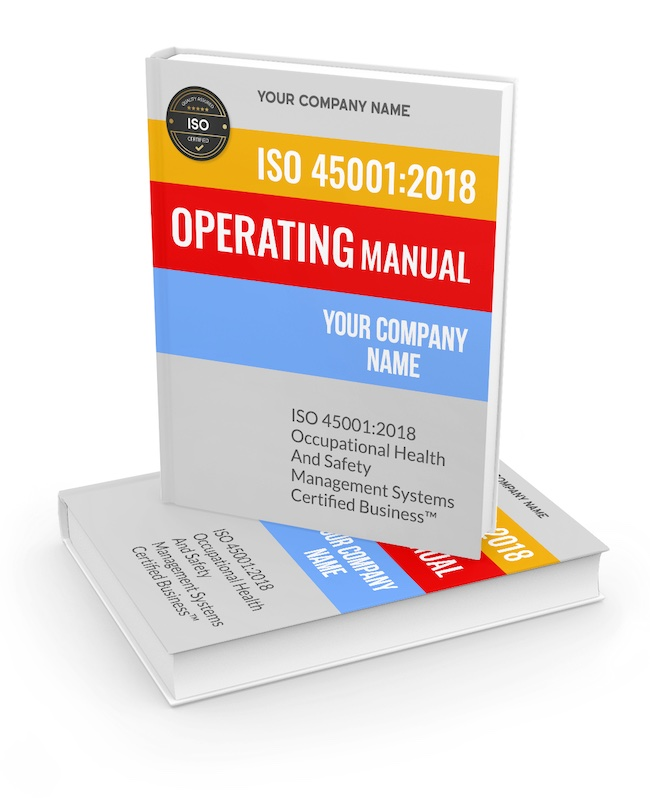SkillFront ISO 45001:2018 Operating Manual