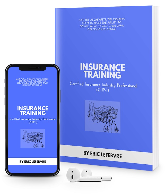 SkillFront Certified Insurance Industry Professional™ (CIIP-I™) Certification E-Book and Audiobook