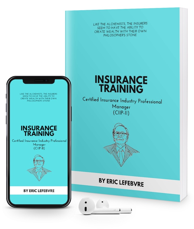 SkillFront Certified Insurance Industry Professional Manager™ (CIIP-II™) Certification E-Book and Audiobook