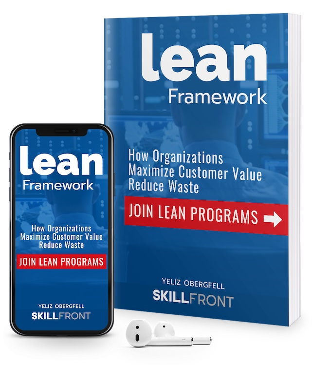 SkillFront Certified Professional As Lean Project Manager™ (CPLPM™) Certification E-Book and Audiobook