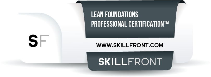 Lean Foundations Professional Certification™ (LFPC™) Badge